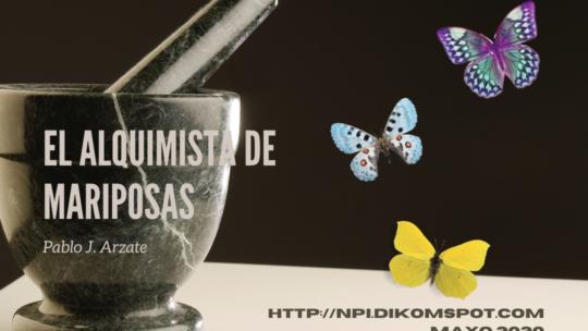 El alquimista de mariposas
