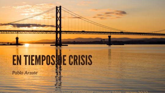 En tiempos de crisis